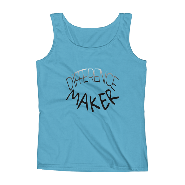 Difference Maker Ladies Tanks