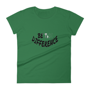 Be The Difference Ladies Tees - Be Ye AWARE Clothing