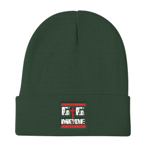 GtG MODE Beanies - Be Ye AWARE Clothing