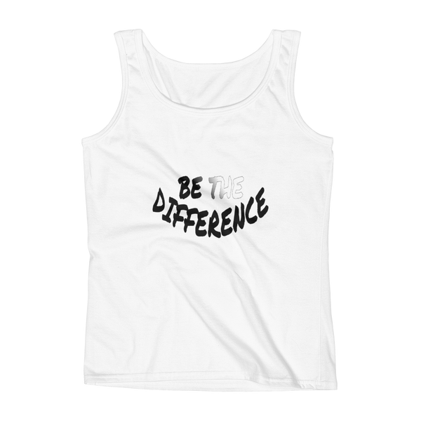 Be The Difference Ladies Tanks