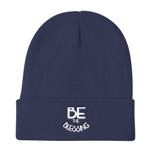 BE the Blessing Beanies - Be Ye AWARE Clothing