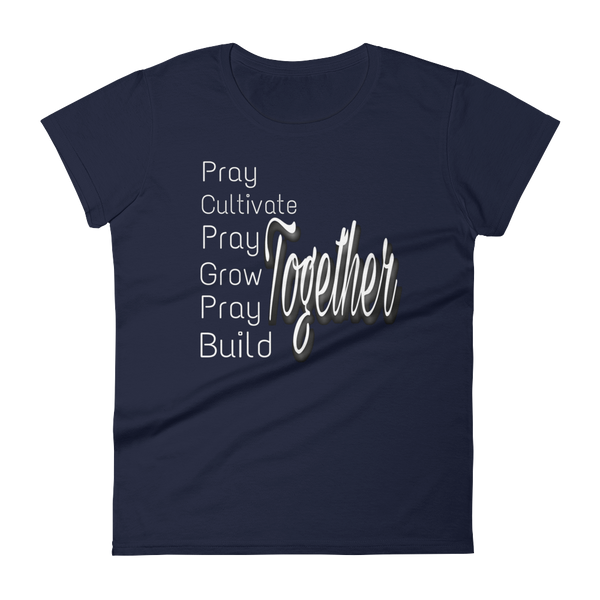 Pray Together Ladies Tees - Be Ye AWARE Clothing