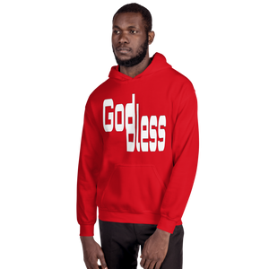 God Bless Men's/Unisex Hoodies