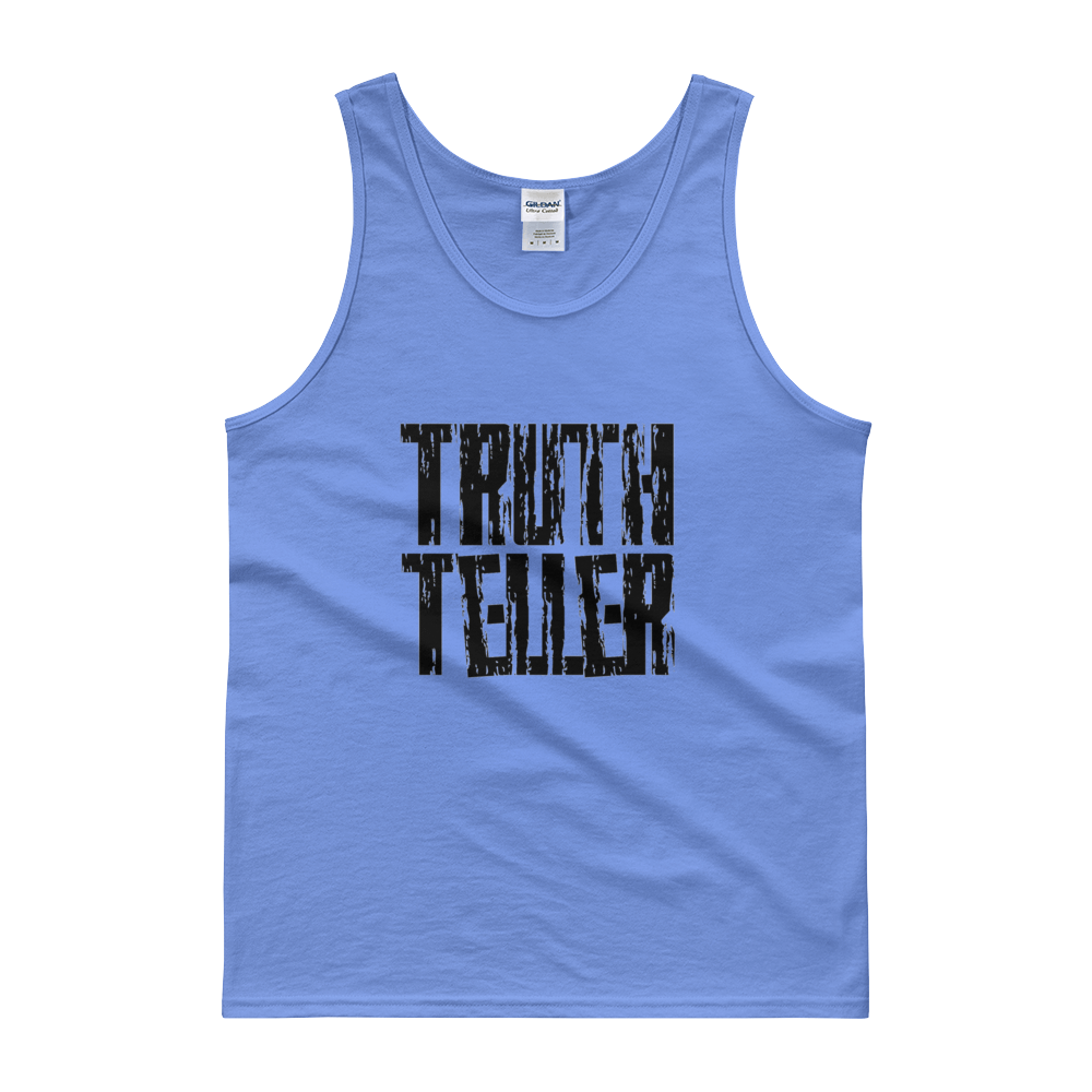 Truth Teller Tanks - Men/Unisex - Be Ye AWARE Clothing