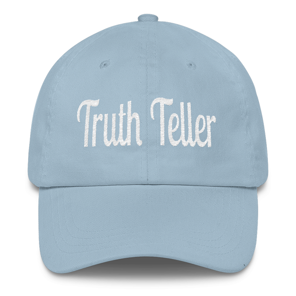 Truth Teller Dad Caps - Be Ye AWARE Clothing