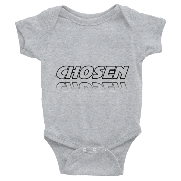 CHOSEN - Unisex Infant Onesies - Be Ye AWARE Clothing