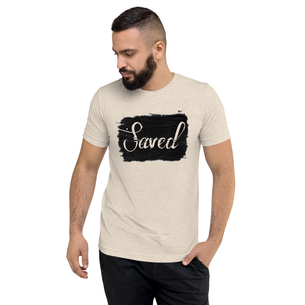 Saved Men's/Unisex Tees