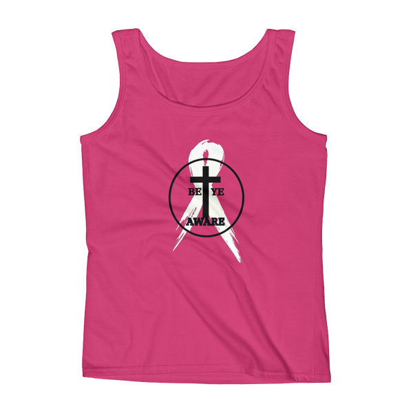 BCA Ladies' Awareness Tank - Pink