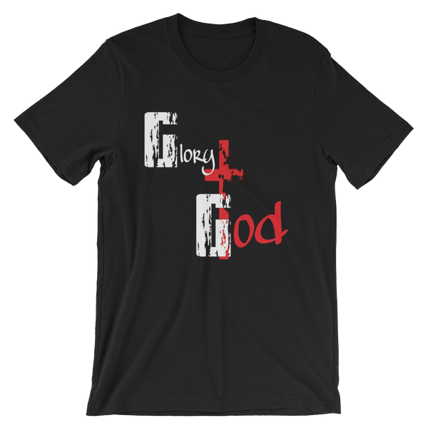Glory to God - Men/Unisex Tees - Be Ye AWARE Clothing
