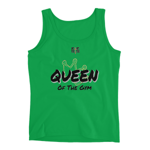 Queen of the Gym Ladies Tanks - Be Ye AWARE Clothing