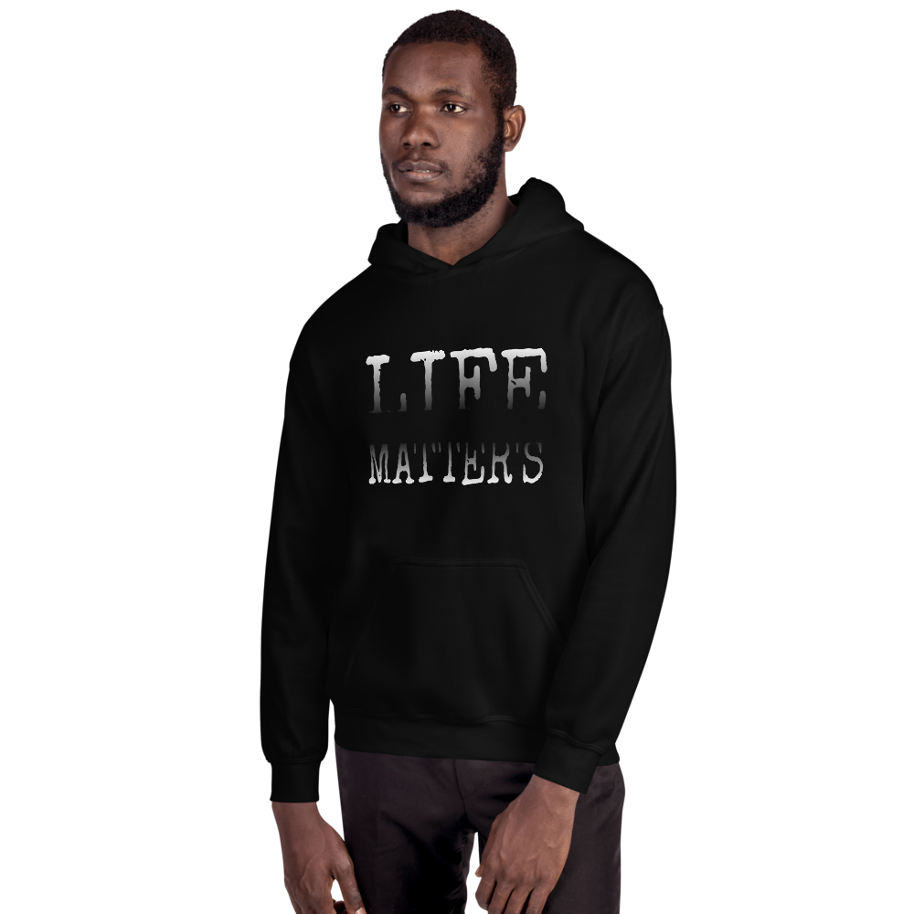 Life Matters Men's/Unisex Hoodies