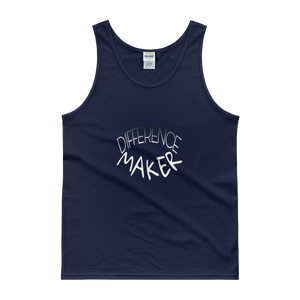 Difference Maker Tanks - Men/Unisex - Be Ye AWARE Clothing