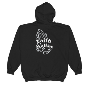Faith Walker Men/Unisex Zip Hoodies - Be Ye AWARE Clothing