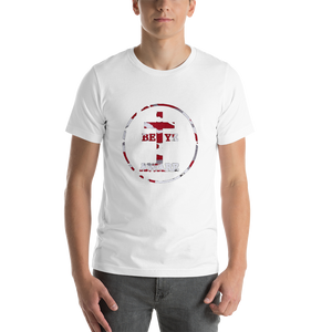 Be Ye AWARE Red Fatigue - Mens/Unisex Tees - Be Ye AWARE Clothing