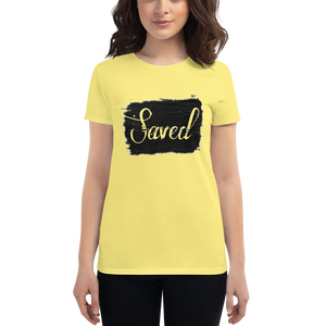 Saved Ladies Tees