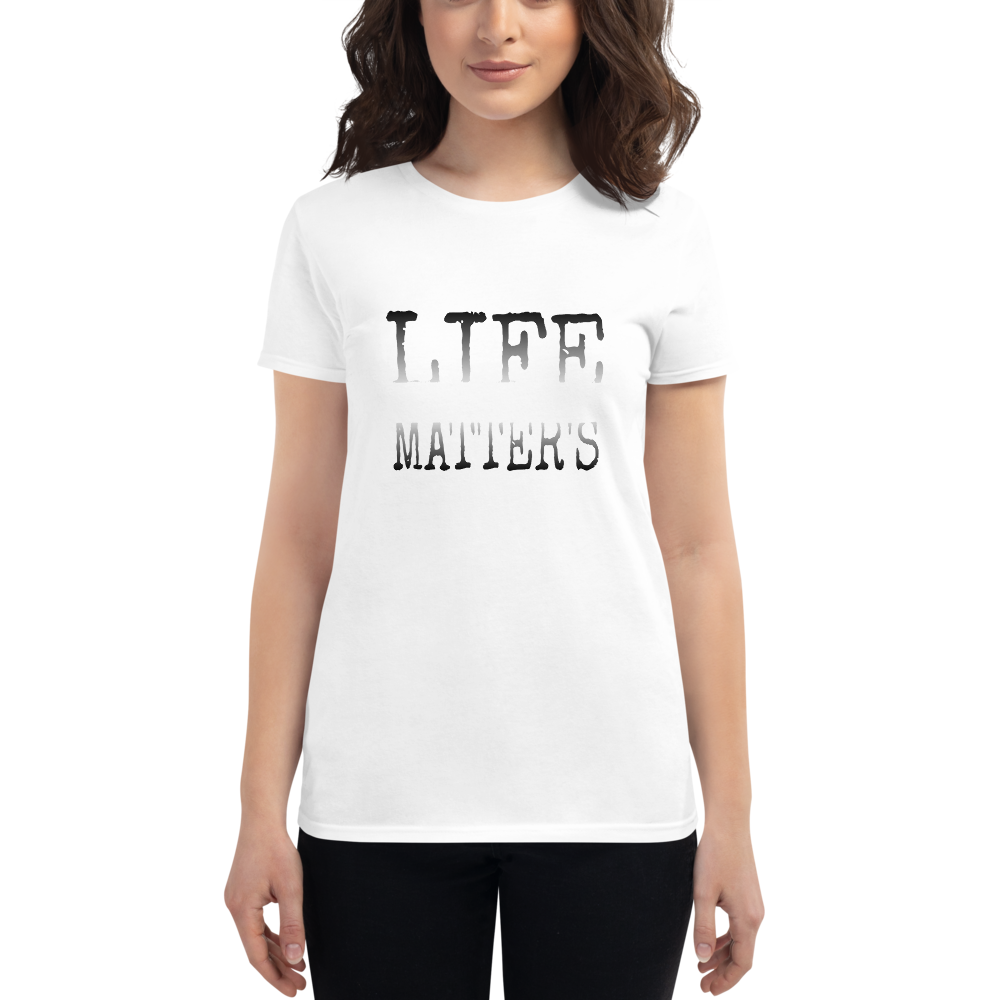 Life Matters Ladies Tees