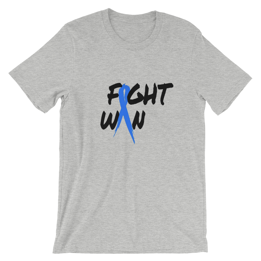 Fight-Win Men's Tees - Be Ye AWARE Clothing