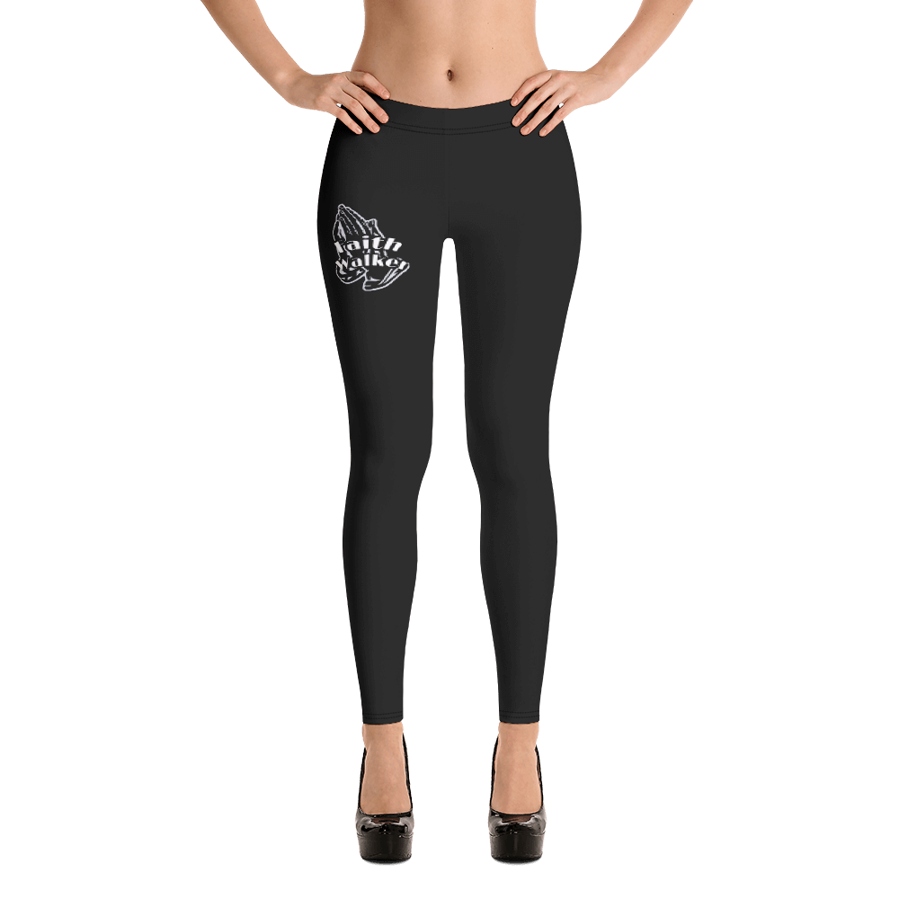 Faith Walker Ladies' Leggings - Be Ye AWARE Clothing