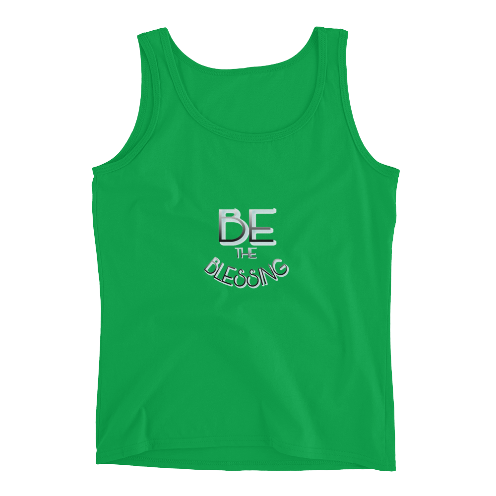 BE the Blessing Ladies' Tanks - Be Ye AWARE Clothing