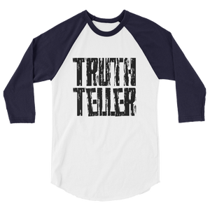 Truth Teller Baseball Tees - Be Ye AWARE Clothing