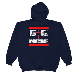 GtG MODE - Men/Unisex  Zip Hoodies - Be Ye AWARE Clothing
