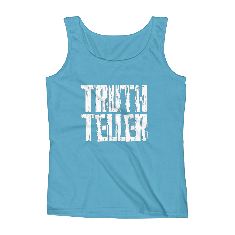 Truth Teller Ladies Tanks - Be Ye AWARE Clothing
