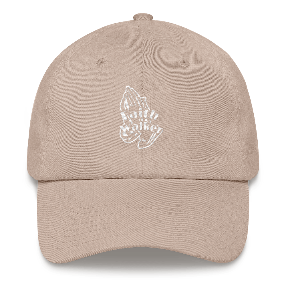 Faith Walker Dad Caps - Be Ye AWARE Clothing