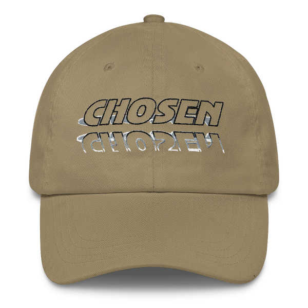 CHOSEN Dad Caps - Be Ye AWARE Clothing
