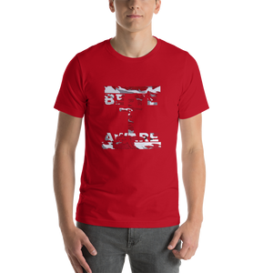 BYA Red Fatigue - Mens/Unisex Tees - Be Ye AWARE Clothing