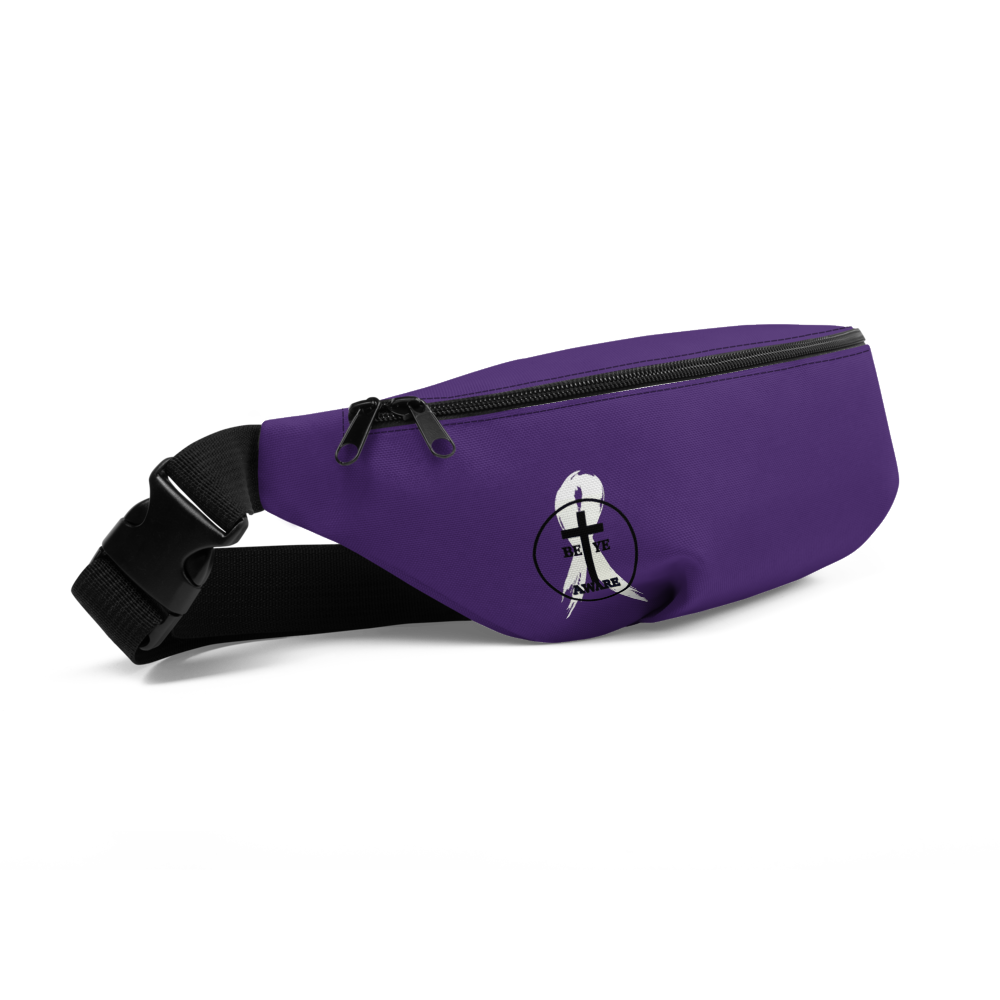 Domestic Violence Awareness Fanny Packs