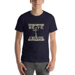 BYA Fatigue - Mens/Unisex Tees - Be Ye AWARE Clothing