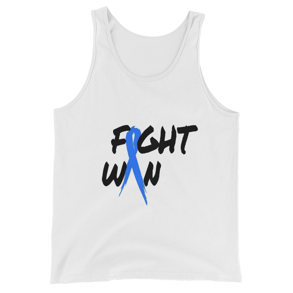 Fight-Win Awareness Men's Tanks - Be Ye AWARE Clothing