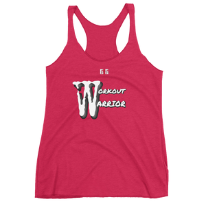 Workout Warrior Ladies' Racerback Tanks