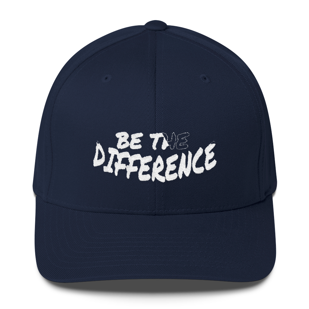 Be The Difference Flex Caps - Be Ye AWARE Clothing