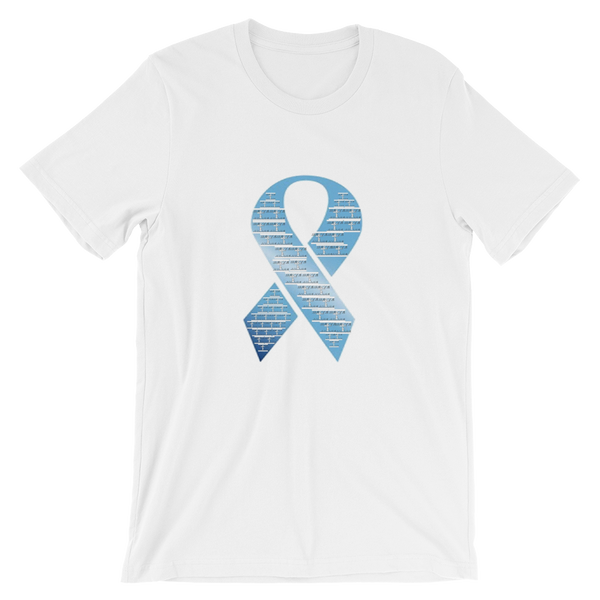 BYA Prostate Cancer Awareness Tee - Men/Unisex