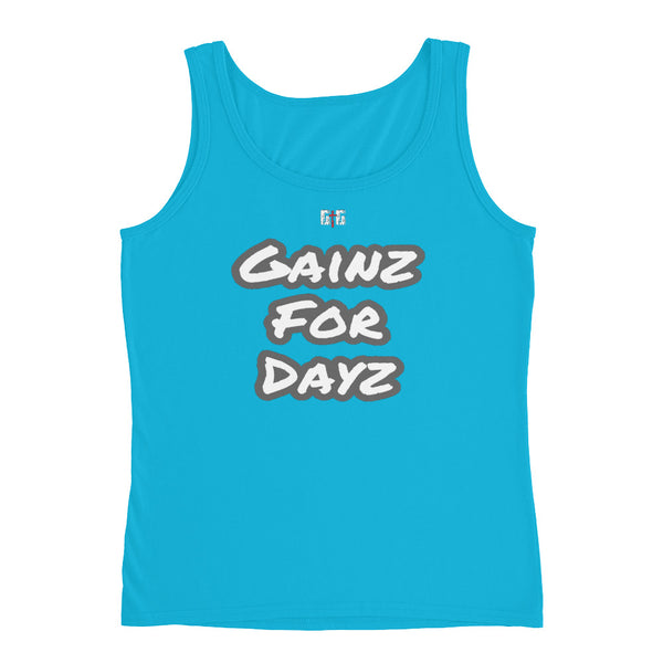 Gainz for Dayz Ladies' Tanks - Be Ye AWARE Clothing
