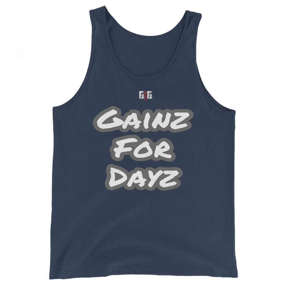 Gainz for Dayz Men's/Unisex Tanks - Be Ye AWARE Clothing