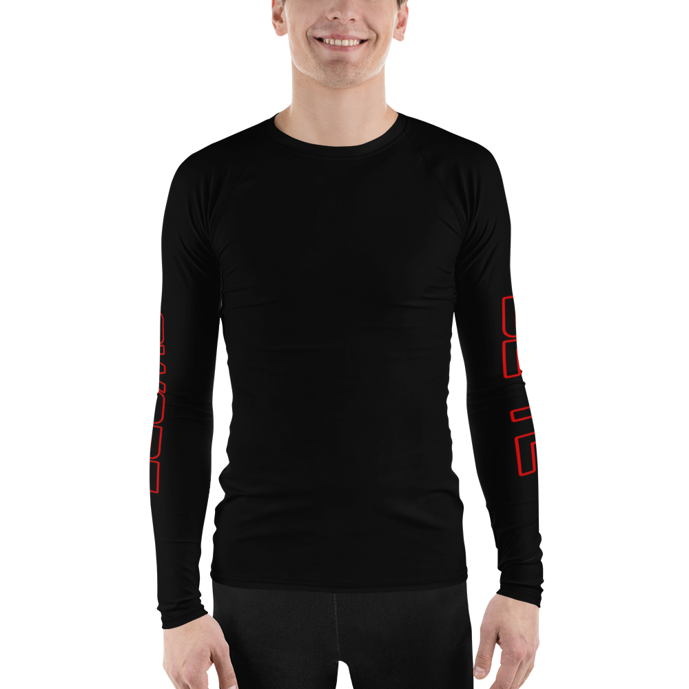 Be Ye AWARE Men's Athletic Rash Guard Shirts - Be Ye AWARE Clothing