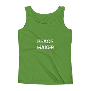 Peace Maker Ladies Tanks - Be Ye AWARE Clothing