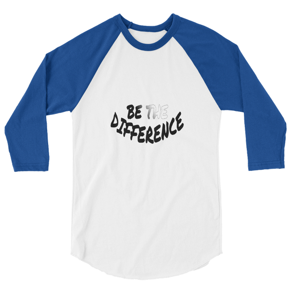 Be The Difference Baseball Tees