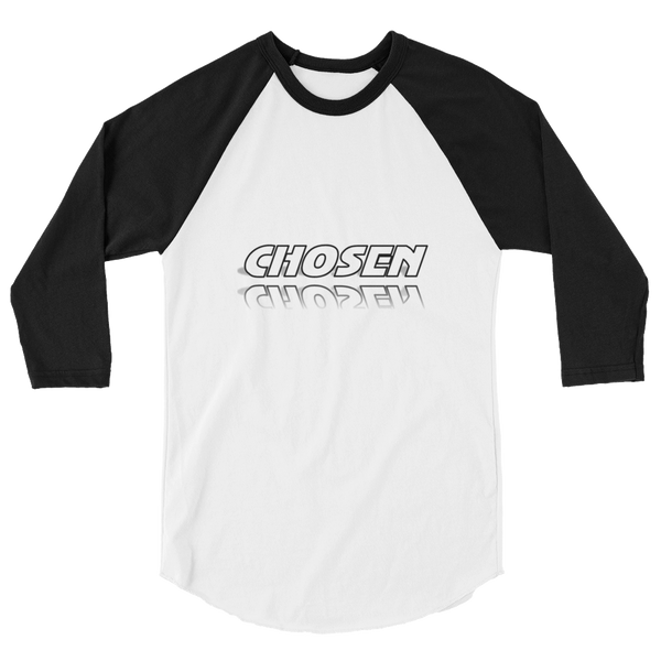 CHOSEN Baseball Tees - Be Ye AWARE Clothing