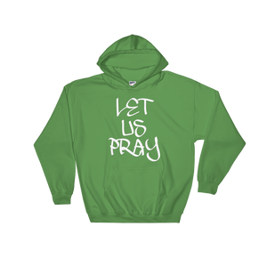 Let Us Pray Men/Unisex Hoodies - Be Ye AWARE Clothing
