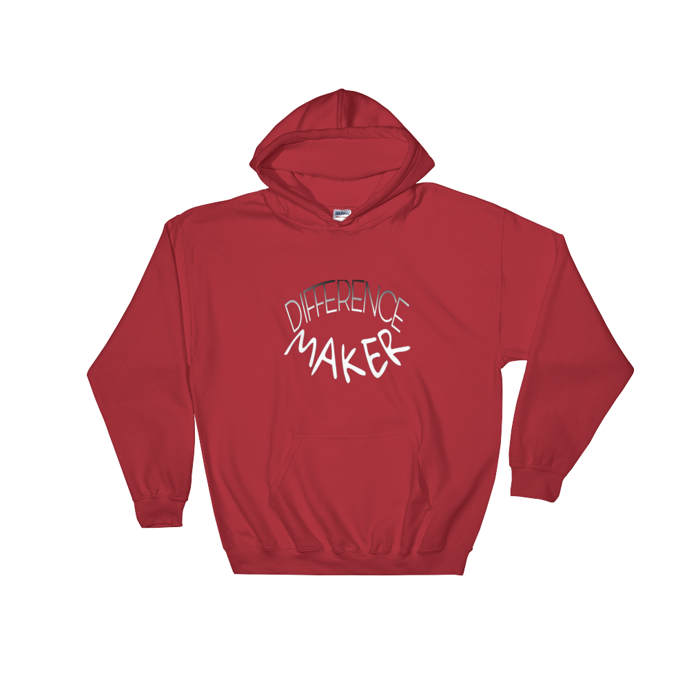Difference Maker Men/Unisex Hoodies - Be Ye AWARE Clothing
