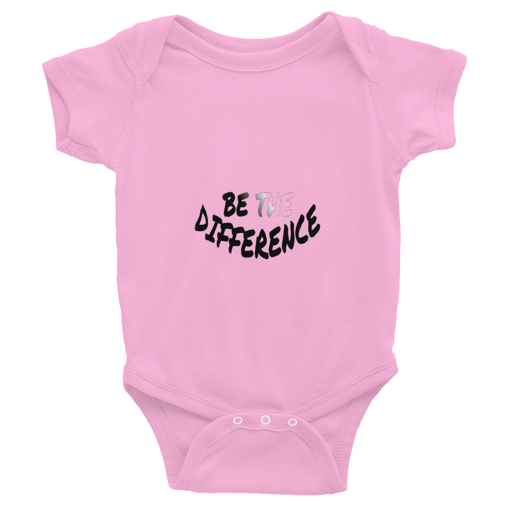 Be The Difference Onesies - Be Ye AWARE Clothing