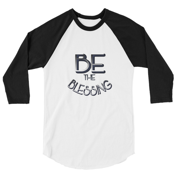 BE the Blessing Baseball Tees