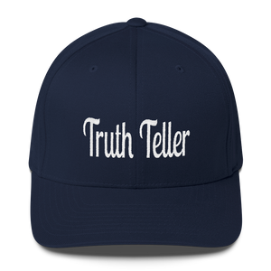 Truth Teller Flex Caps - Be Ye AWARE Clothing