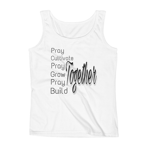 Pray Together Ladies Tanks - Be Ye AWARE Clothing