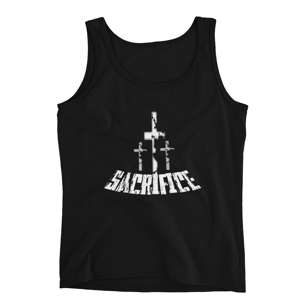 Sacrifice Ladies' Tanks - Be Ye AWARE Clothing