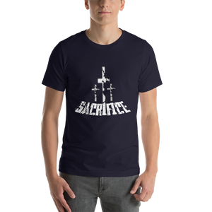 Sacrifice - Men's/Unisex Tees - Be Ye AWARE Clothing
