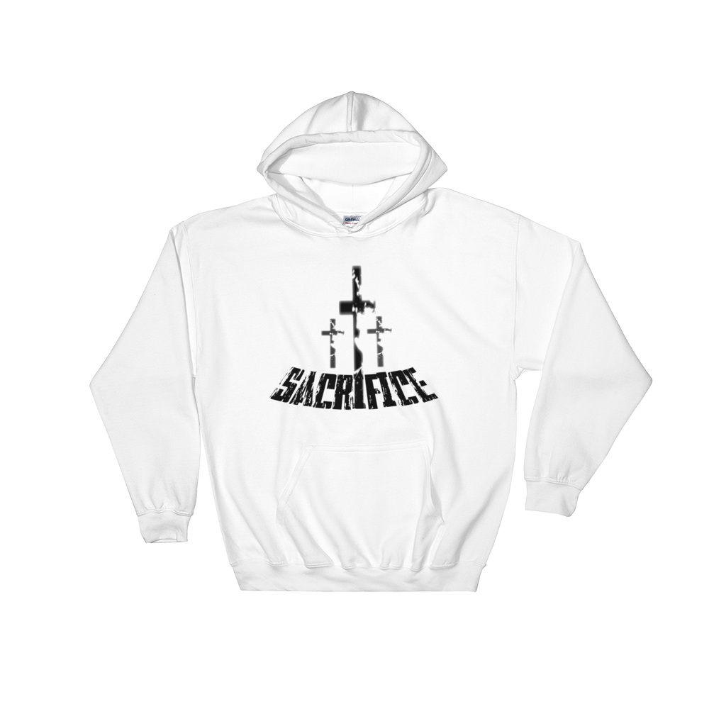 Sacrifice - Men's/Unisex Hoodies - Be Ye AWARE Clothing